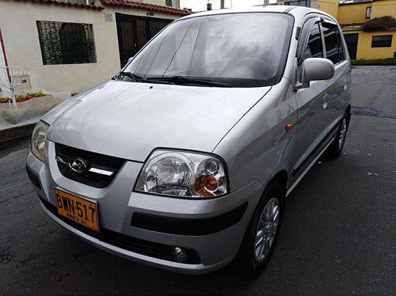 Hyundai Atos Santro M 2007 Mt 1100