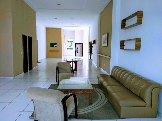 Apartamento Em Capim Macio, Natal/rn De 55m² 2 Quartos Para Locação R$ 1.100,00/mes - Ap318886