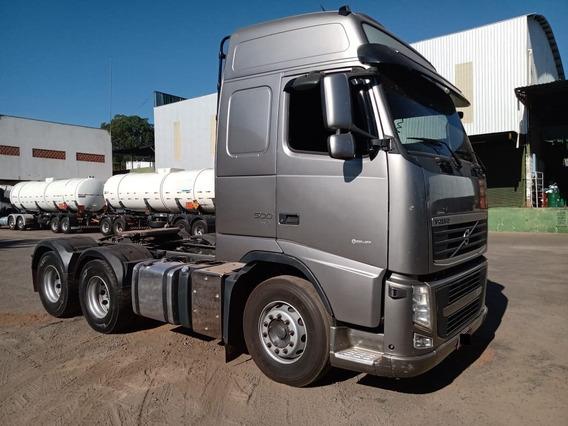 Volvo Fh500 6x4 Teto Alto