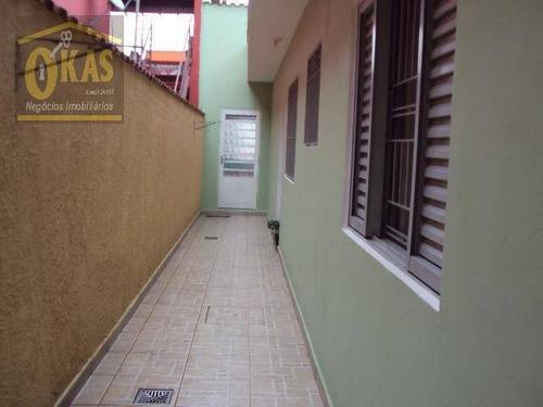 Imagem 1 de 13 de Casa Com 2 Dormitórios À Venda, 144 M² Por R$ 350.000,00 - Vila Urupês - Suzano/sp - Ca0028