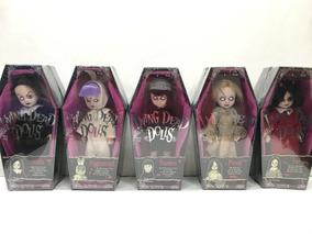 Serie 1 Living Dead Dolls 13 Aniversario Completa Sadie Sin