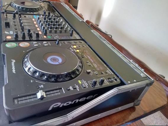Vendo Kit Cdj Pioneer Que Só Mixer Vendo, Que Só Cdj Vendo