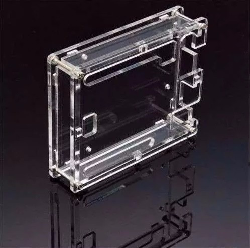 Case Caixa Protetora Em Acrílico P/ Arduino Uno R3