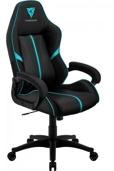Cadeira Gamer Profissional Air Bc-1 En61874 Ciano Thunderx3