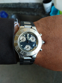 Relógio Cartier Must 21
