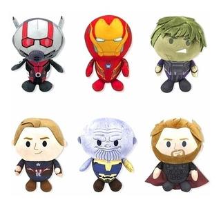 Avengers Peluche Marvel Petit 20cm Original