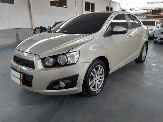 Chevrolet Sonic At Lt ( Full Equipo)