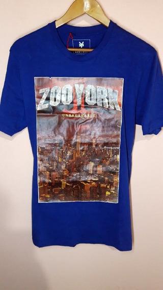 Remera Blue Zoo York