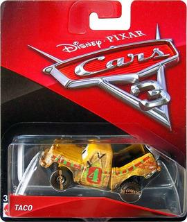 Disney Cars Taco - Mattel