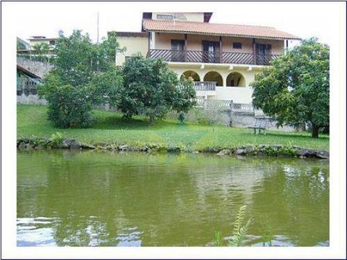 Chácara Com 6 Dormitórios À Venda, 1800 M² Por R$ 1.000.000 - Bom Jesus Dos Perdões/sp - Ch0426