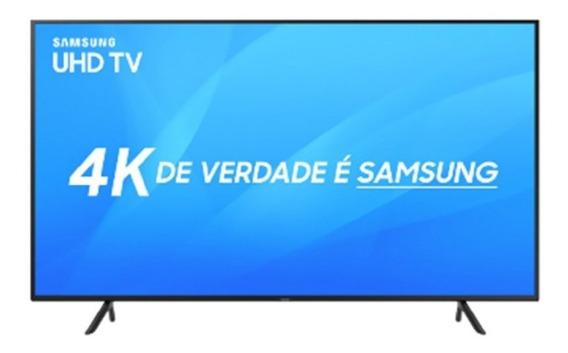Smart Tv Samsung Led 43 Uhd 4k Un43nu7100gxzd Com Hdr Prem