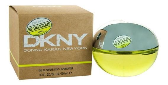 Perfume Be Delicious 100 Ml Donna Karan Feminino Lacrado