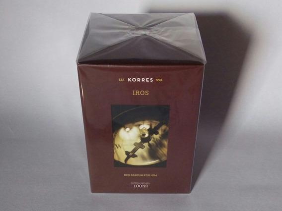 Perfumes Deo Parfum Iros Korres 100 Ml