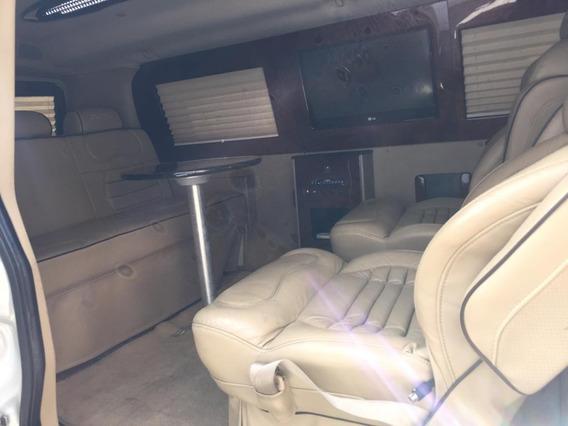 Chevrolet Express Bello Van Blindada