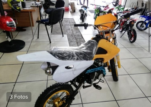 Imagen 1 de 2 de Moto Cross 125cc Mod. 2021