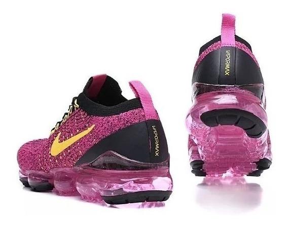 Tênis Nike Vapormax Flyknit 2.0 Feminino - Envio Rápido!