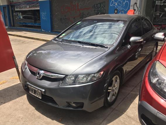 Honda Civic 1.8 Exs At C/ Levas 2010 4 Puertas 44504710