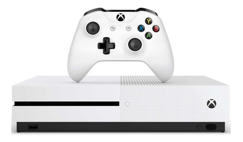 Xbox One S 1tb 4k Hdr Incluye 1 Control Inalámbrico Original
