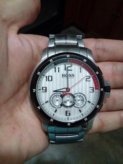 Reloj Hugo Boos Bien Cuidado Y Funcionando