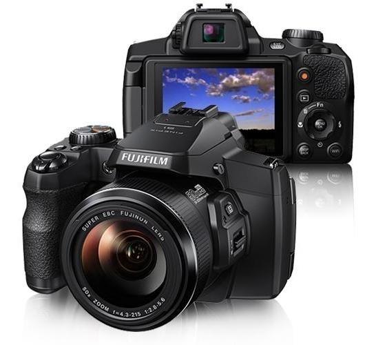 Câmera Fujifilm Finepix S1 - 16mp - 50x Zoom Resistente Água