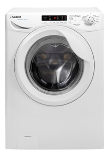 Lavasecarropas automático Longvie LS18012 blanco 8kg 220V