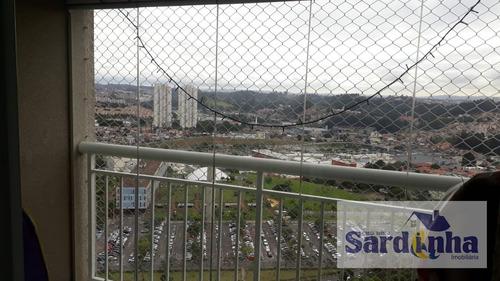 Imagem 1 de 10 de Apartamento À Venda - Jd. Maria Rosa - Taboão Da Serra - Sp - 3812