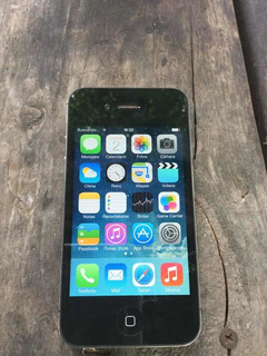iPhone 4s, 8gb, Color Negro