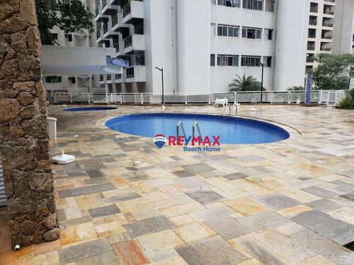 Imagem 1 de 25 de Apartamento Com 3 Dormitórios Para Alugar, 150 M² Por R$ 3.800,00/mês - Praia Das Pitangueiras - Guarujá/sp - Ap3188