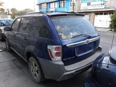Chevrolet Equinox Torrent Por Partes O Completa