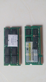 2 Memoria Ram 2gb Ddr2 Markvision
