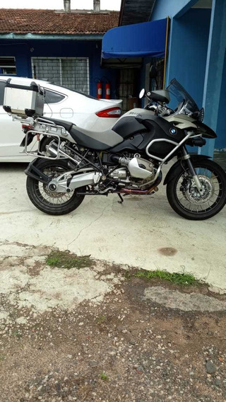 Moto Bmw Gs Adventure 1200cc