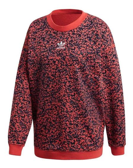 Buzo Moda adidas Originals Ai Sweater Mujer