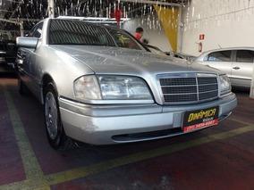 Mercedes-benz C 220 2.2 Classic Gasolina 4p Automático