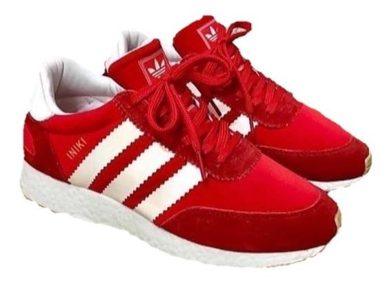 Tênis Iniki Vermelho adidas
