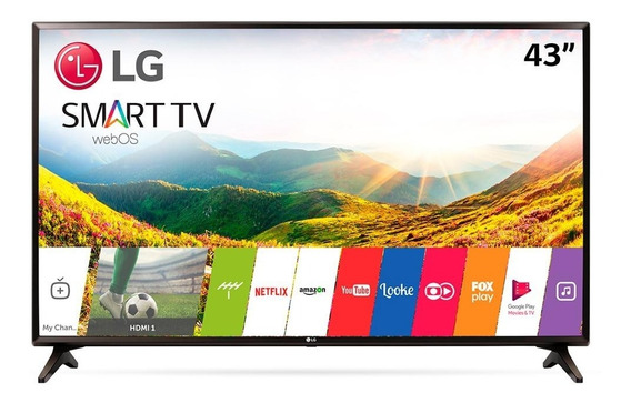 Smart Tv 43 Lg 43lk571c Full Hd