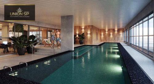 Imagem 1 de 7 de Apartamento Com 1 Dormitório À Venda, 51 M² Por R$ 1.028.300,00 - Moema - São Paulo/sp - Ap46694