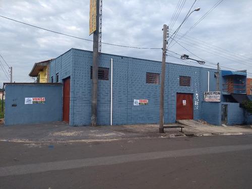Comercial - Venda - Jardim São Bento - Cod. Ba0006 - Vba0006