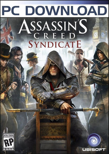 Assassin's Creed Syndicate Juego Pc Original Español Online