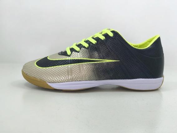 Chuteira Tenis Mercurial Top Futsal Novo - Frete Gratuito