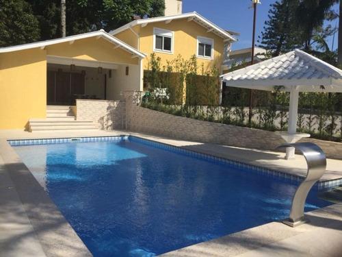 Casa Com 4 Dormitórios À Venda, 790 M² Por R$ 4.450.000 - Condomínio Santa Maria - Sorocaba/sp, Próximo Ao Shopping Iguatemi. - Ca0030 - 67640003