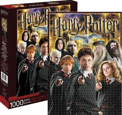 Quebra Cabeça Harry Potter Puzzle 1000 Peças