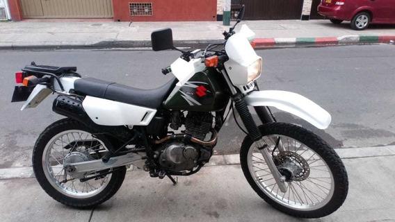 Suzuki Dr200 Verde