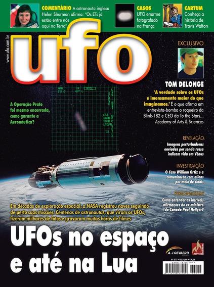 Ufo Revista Brasileira De Ufologia Ed 277 Fevereiro/2020