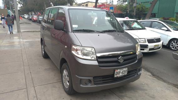 Suzuki Apv Ac 2016