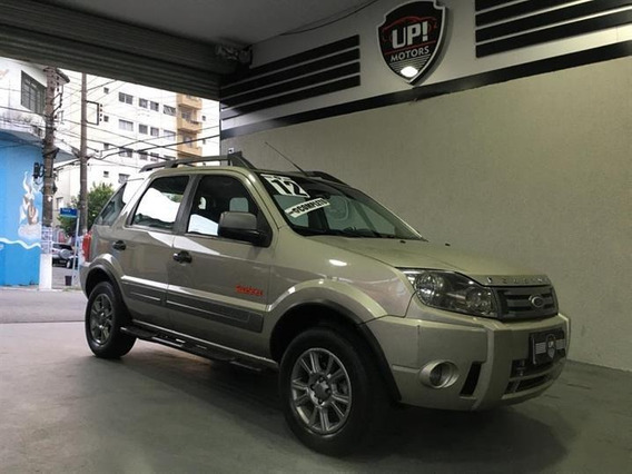 Ford Ecosport Freestyle 1.6 Flex Manual
