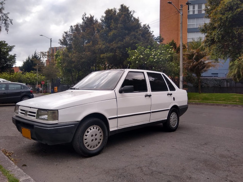 Fiat Premio 1300 Cs 1996 Blanco 4 Puertas
