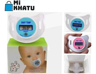 Termómetro Para Bebé O Adulto