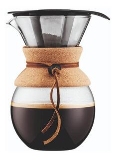 Bodum Pour Over 8 Tazas Barista Cafe Filtrado Cork Chemex