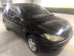 Peugeot 206 1.0 16v Soleil 2p 2004 - Financio Sem Entrada