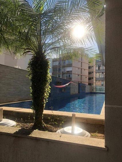 Apartamento Com 2 Dormitórios À Venda, 82 M² Por R$ 1.260.000,00 - Botafogo - Rio De Janeiro/rj - Ap4562